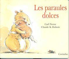Es un conte on un ratolí vol dir les seves paraules dolces i no troba el moment fins que al final del dia no es pot aguantar més i…. li surten de dins com una explosió! Per treballar les emocions
