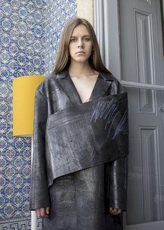 #Adriana Moreira#by Nuno Vieira#styled by Célio Strapazzolli