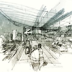 @archisketcher #archisketcher @arch_more #arch_more #sketching…