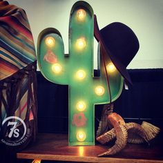 Saguaro Marquee – Savannah Sevens Western Chic