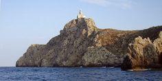 """A """"leg""""-ek szigete: ez a horvát partoktól legtávolabbra eső sziget; itt van az Adria legmagasabb világítótornya; s ez a horvátok halban leggazdagabb vidéke."""