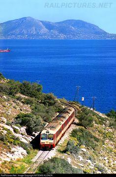 RailPictures.Net Photo: 6505 OSE Hellenic Railways MAN/HSY, 6500 at Kakia Skala, Greece by ARTEMIS KLONOS