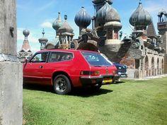 Reliant scimitart GTE se6B 1983 Bugs, Taj Mahal, Building, Car, Vehicles, Travel, Vintage, Automobile, Viajes