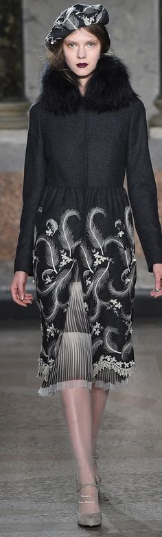 Luisa Beccaria Collections Fall Winter 2015-16 collection