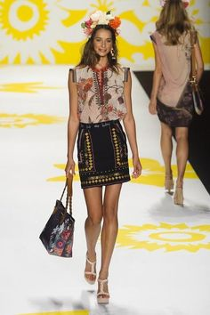 DESIGUAL VERANO 2015  #desigual #moda #fashion #summer2015