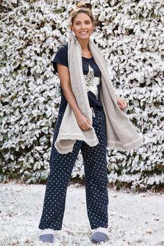 12a14105f500 Buy Navy Foil Star Pyjamas from the Next UK online shop Striped Pyjamas