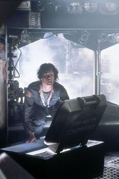 Still of Sigourney Weaver in Alien