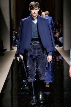 My 12 Faves From The Balmain Fall 2016 Menswear Prensentation