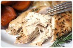 Delicious Slow Cooker Chicken