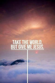 Take this World