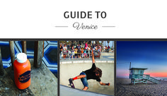 The Agency's Guide to Venice