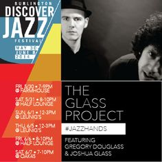 The Glass Project will be soft-rocking the Half Lounge tonight from 8-10pm, come on down! I'll be serving up some serious vocal gymnastics tonight and Joshua Glass will do things to the keyboard that are banned in some countries, lol...  #jazzhands #jazzfest2014 #bdjf