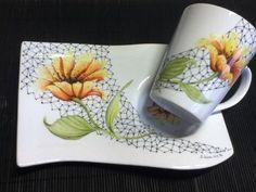 Poppy Set by Matilde Camer