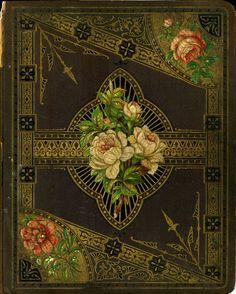 Victorian Scrapbook ~ Yesterday's Papers