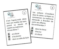 Printing Education Pictures To Learn French Pictures Code: 8367805782 Read In French, Learn French, French Practice, French Flashcards, Indoor Activities For Toddlers, Reading Games, French Quotes, Teaching French, Thing 1