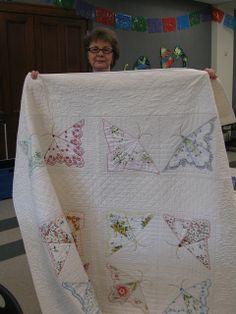 butterfly block quilt