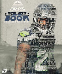 The Boom will be back - We Believe! Get Well Richard Sherman.