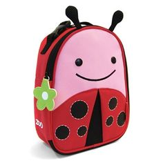 Skip Hop Ladybird Lunch Box