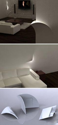 Wallpaper lamp