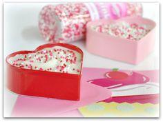 "White Chocolate ""Reeses"" PB Hearts"