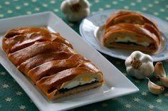 Sós töltött kalács (paleo) | Klikk a képre a receptért! Hot Dog Buns, Hot Dogs, Atkins, Keto, Bread, Food, Brot, Essen, Baking