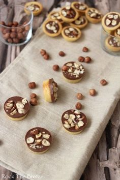 Mini Desserts, Desserts With Biscuits, Easy Desserts, Dessert Recipes, Tart Recipes, Dessert Simple, Biscuit Cookies, Yummy Cookies, Florentines Recipe