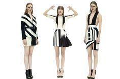 Photography - Fashion - Reed+Radar - Girls looking - loop - Animated gif - GIF