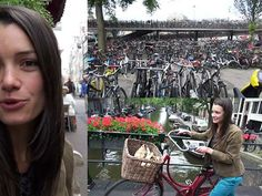 A wonderful short-film on Amsterdam;s love affair with bicycles.