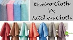 Norwex has lots of great products!!! Sometimes they are similar and can create confusion about how to properly care for them and when to use them. The Kitchen Cloth and EnviroCloth are two of Norwex favouriteproductsthat can often get confused. This post is designed to remove any confusion and answer any questions you may have....