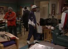 - A Complete Guide To Martin's Sneakers Martin Lawrence Show, Martin Show, Hip Hop Fashion, 90s Fashion, 90s Culture, Love The 90s, 90s Hip Hop, 90s Outfit, Black Men