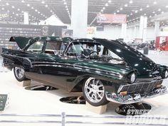 '57 Ford Custom 300 @ 2012 Detroit AutoRama
