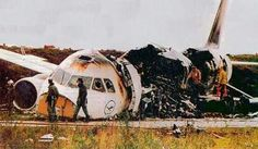 14 September 1993 - Lufthansa Flight 2904, an Airbus A320-211 (D-AIPN) flying from Frankfurt to Warsaw with 64 passengers and 4 crew members on board, overran the runway upon landing at Warsaw-Okecie Airport, and crashed into an earth embankment, resulting in the death of the co-pilot and one passenger.
