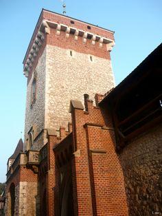 Brama Floriańska/ Florianska Gate, Cracow