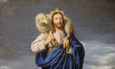 Imagine yourself sitting across the table from King David. He's earnestly discussing his relationship with God. He's not throwing around abstract theological concepts in monotone disconnect. Lord Is My Shepherd, The Good Shepherd, Corporal Works Of Mercy, Philippe De Champaigne, Gospel Reading, Year Of Mercy, King David, Psalm 23, Pray For Us