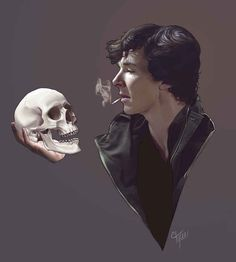 "Community: 15 Incredible Pieces Of ""Sherlock"" Fan Art"