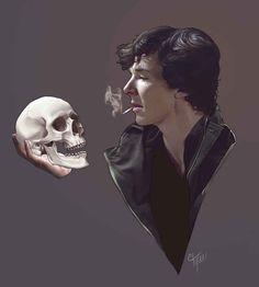 """Community: 15 Incredible Pieces Of """"Sherlock"""" Fan Art"""