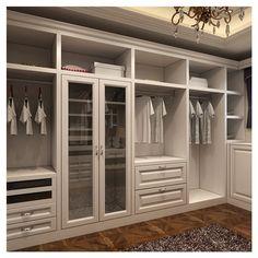 Master Bedroom Wardrobe Designs, Wardrobe Cabinet Bedroom, Wardrobe Door Designs, Wardrobe Room, Wardrobe Cabinets, Bedroom Closet Design, Master Bedroom Closet, Walk In Wardrobe Design, Closet Designs