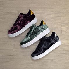 air force 1 velvet