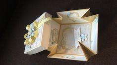 Eksplosjonsbox til brudepar