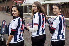 NetBet promo girls.  MUFC v WBA - NetBet - #MakeSomeNoise.  Old Trafford, 7th November 2015.
