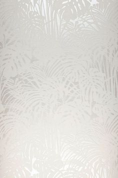 A touch of sensuality and softness combined with exciting contrasts make flock wallpaper Persephone with its tactile relief a first rate choice for. Flock Wallpaper, Cream Wallpaper, Original Wallpaper, Fabric Wallpaper, Iphone Wallpaper, White And Silver Wallpaper, Metallic Wallpaper, Chinoiserie Wallpaper, Alcohol Ink Art