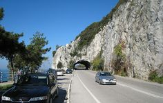 Casa Vacanze Molino8 - Ghega, Trieste - Tel. 320-3030941 & 340-7042896: Trieste as a movie set.