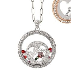This new large pavé heart window shelf is stunning. It's reversible and sure to draw attention when used either way. ~Happy to be your personal shopper for you any of your gift giving needs. Mother-Daughter team here...would love to share our journey with you too!   Origami Owl Custom Jewelry -