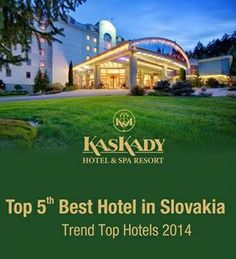 Hotel Kaskady #luxury #holiday #hotel #best #slovakia Top Hotels, Best Hotels, Luxury Holiday, Holiday Hotel, Hotel Spa, Resort Spa, Mansions, House Styles, Manor Houses
