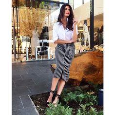 #ShareIG Eu amo listras!!!!! To bem In Love com essa coleção stripe Up - que está em todas as lojas  @lelisblanc #stripeUp