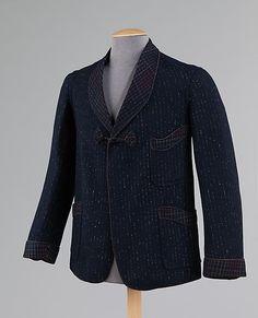 Smoking Jacket Browning, King & Company 1905-1915 MET