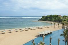 One of nice hotel in bali indonesia