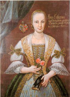 Sponer Anna Katalin Hungarian Lady