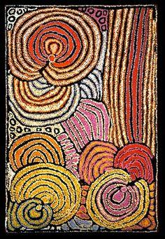 Walangkurra Napanangka-2007-peinture aborigène