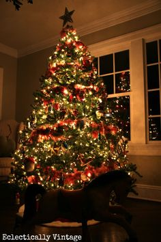 Christmas Trees . . . Stop 6 - Electrically Vintage